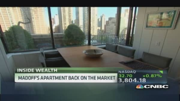 Flipping the Madoff's penthouse