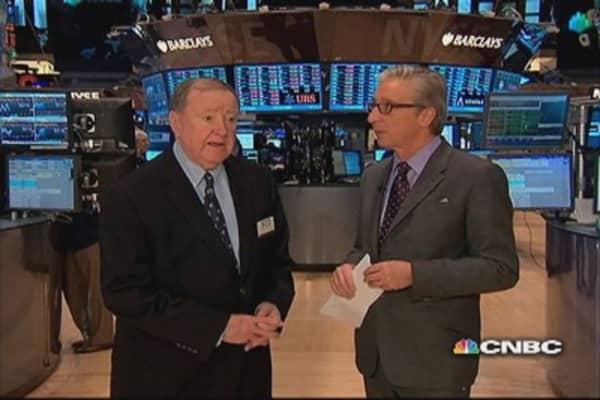 Cashin: 'Armistice rally' push stocks higher