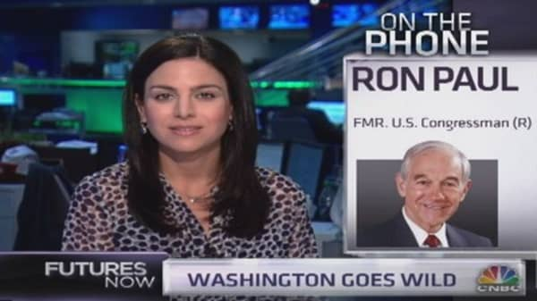 Ron Paul: Congress worse than the Fed