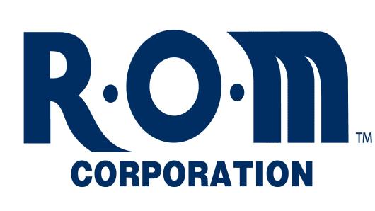 R-O-M Corporation Logo