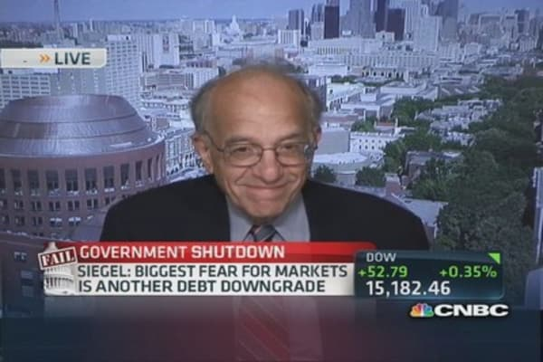 Siegel: Credit downgrade will create 'chaos'