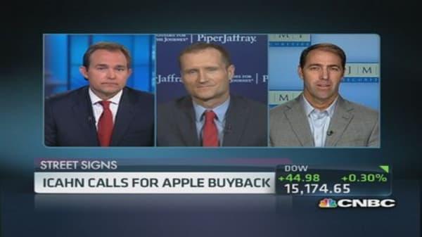 Bull vs bear on Apple