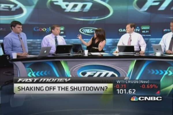 Shutdown could trigger 'Fed flare': Trader