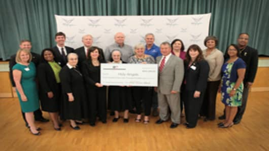 AHP Grants to Assist in Campus Renovations at Holy Angels