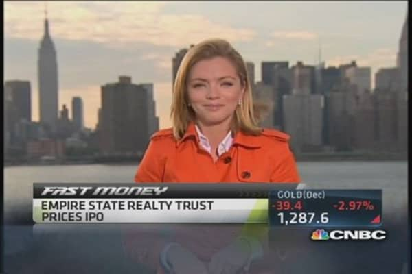 Empire State Realty Trust IPO