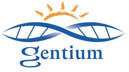 Gentium S.p.A. logo