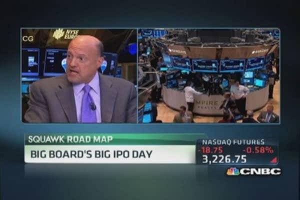 IPO mania hits Wall Street