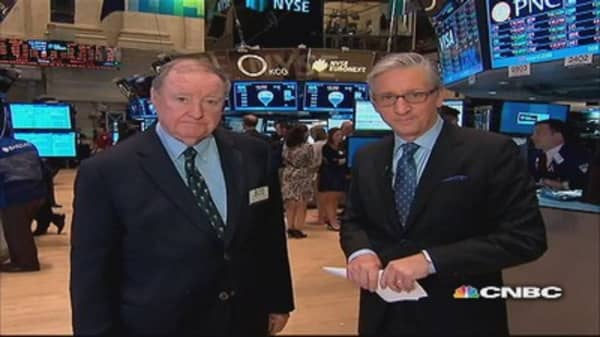 Cashin: Markets are in 'never-never land'