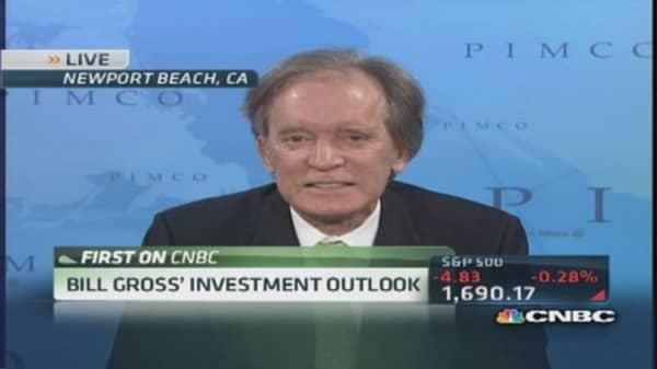 Bill Gross: QE will ultimately die