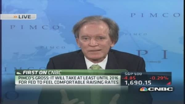 Bill Gross: 0.1% shaved off GDP every week of shutdown