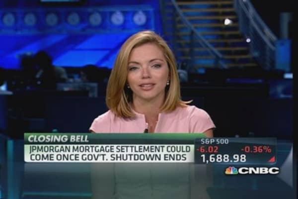 Mortgage scrutiny haunts major banks