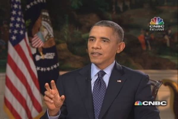 Obama: 'Absolutely, I'm exasperated'