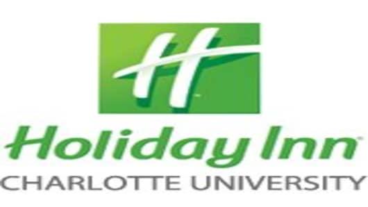 Holiday Inn Charlotte University Place logo