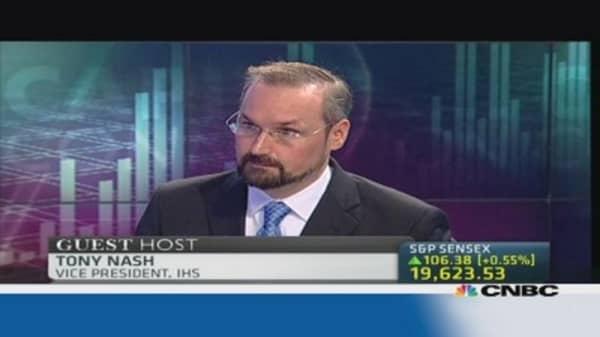 U.S. shutdown - $300 million a day lost: IHS