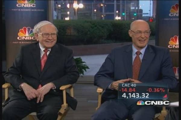 Buffett: History will view TARP as successful