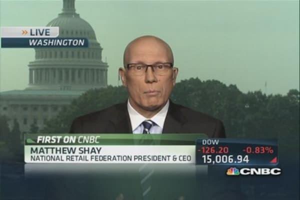 How will shutdown impact holiday spending?