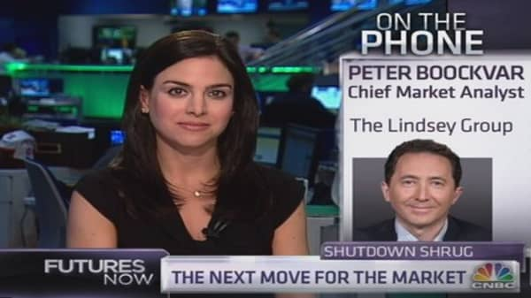 Boockvar: Stocks will end the year lower