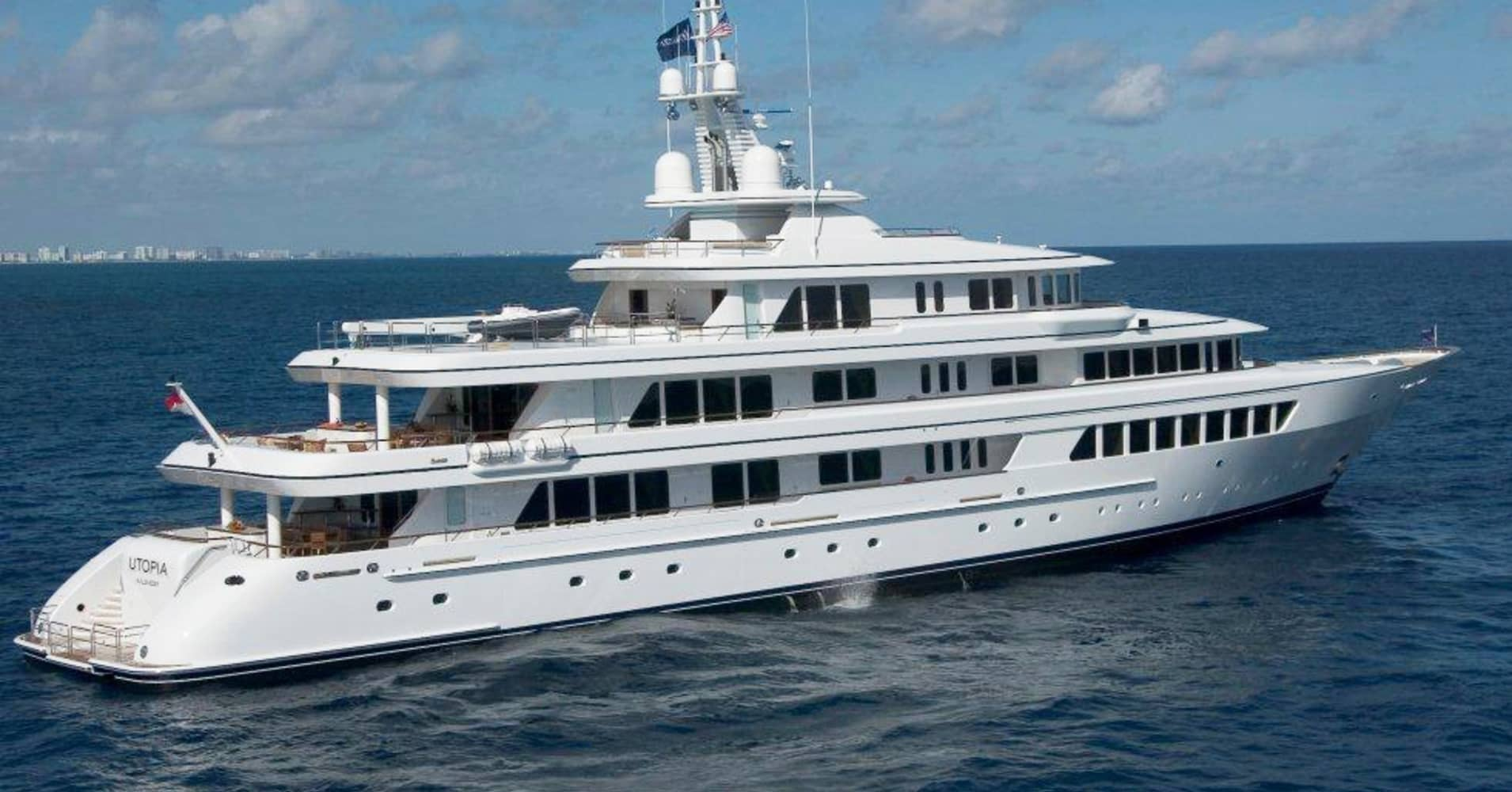 Megayacht sticker shock is only the beginning