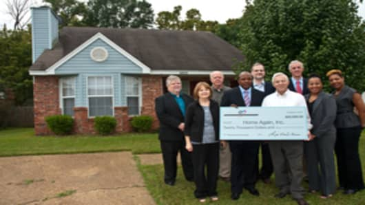 Partnership Grant Helps Provide More Affordable Housing
