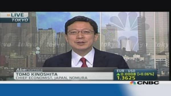 Economist: BOJ needs to ease more