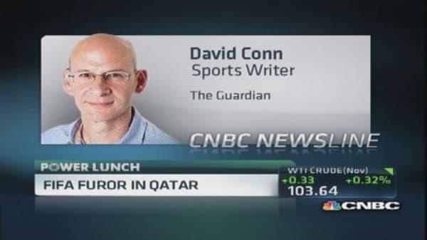Did slave labor help Qatar prepare for World Cup?