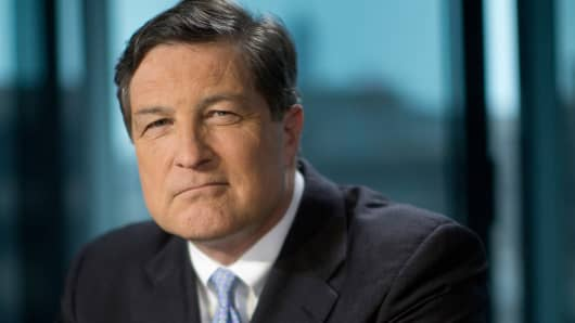 Jeffrey Lacker, president and chief executive officer of the Federal Reserve Bank of Richmond.
