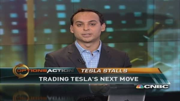 Is Tesla's run ending?