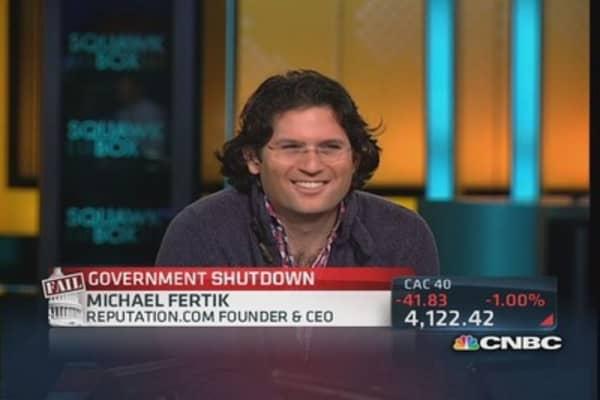 IPOs in the cross hairs of shutdown