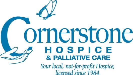 Cornerstone Hospice & Palliative Care logo