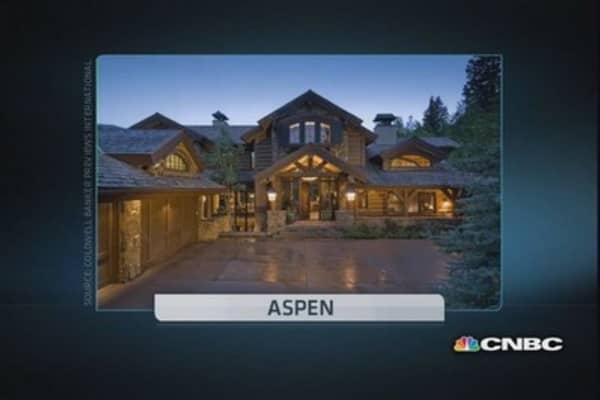 Aspen the new 90210?