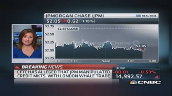 JPM to fight CTFC charges