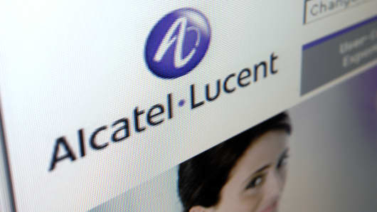 Alcatel-Lucent launches $1.3 million capital increase