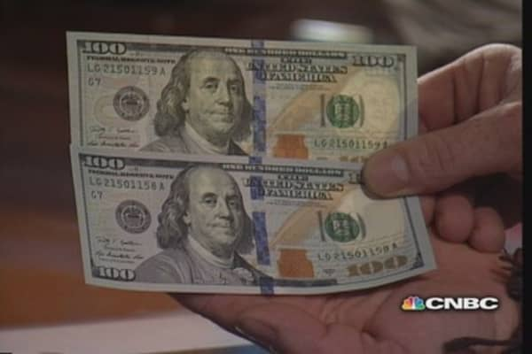 Introducing the new $100 bill