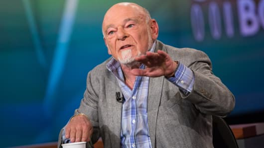 Sam Zell, chairman of Equity Group Investments.