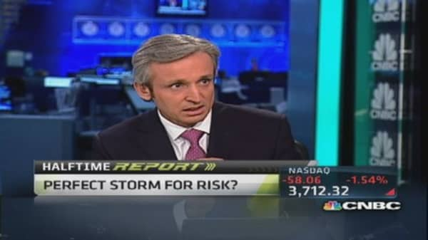 Shutdown, perfect storm for risks: Pro