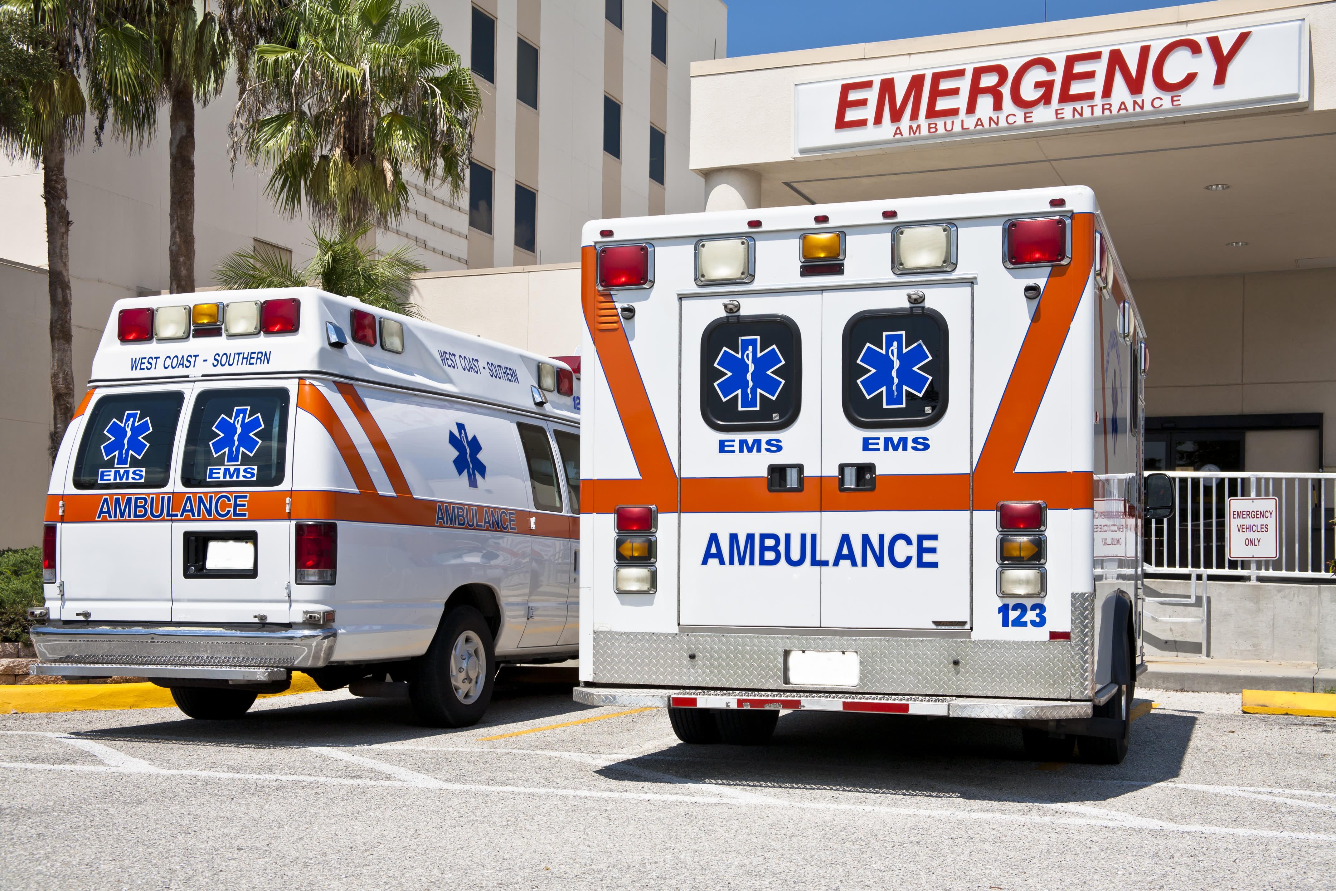jas ambulance