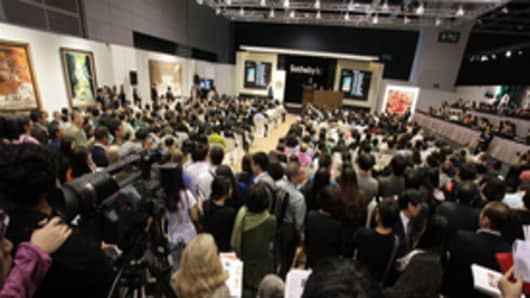 Sotheby's Hong Kong Five-Day Autumn Sale Series