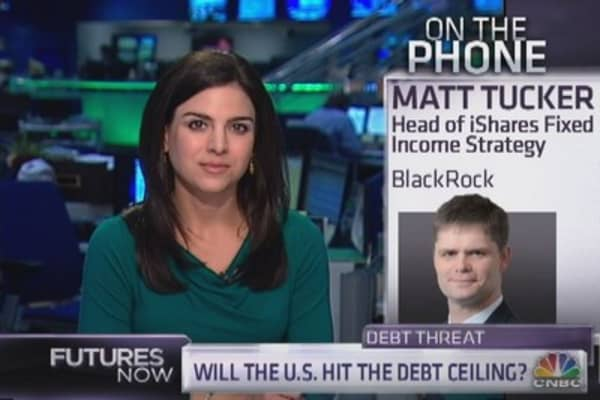 BlackRock pro: Why default would be a serious threat