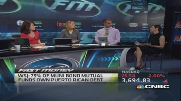 Puerto Rico's debt & impact to munis