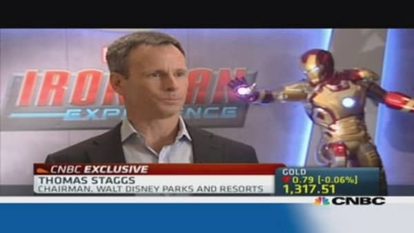 Marvel's Iron Man comes to Hong Kong