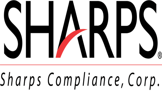 Sharps Compliance, Inc. Logo