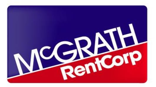McGrath RentCorp logo