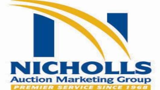Nicholls Auction Marketing Group Logo