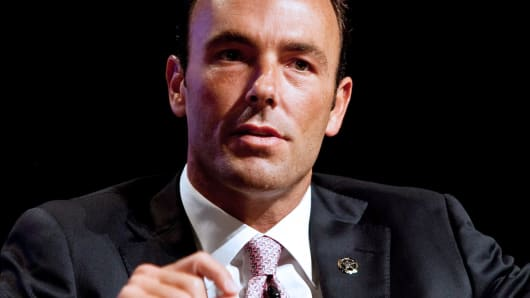 Kyle Bass, founder of Hayman Capital.