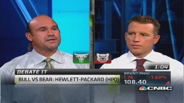 Debate it: Hewlett-Packard a buy?