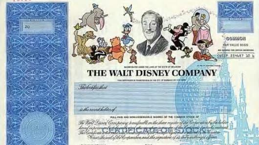 stock certificats