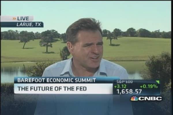 Desperate improvisation going on in Fed: Niall Ferguson
