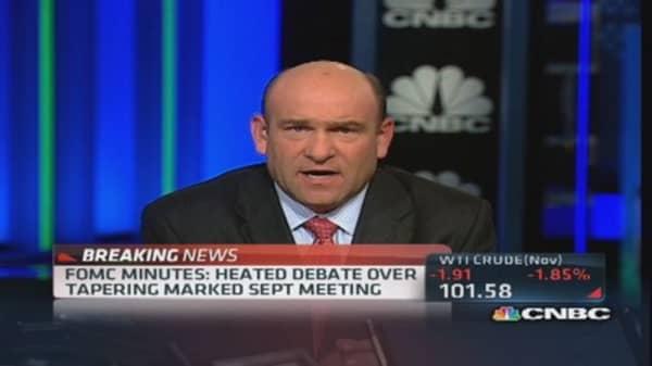 FOMC minutes: Concern over debt & govt shutdown