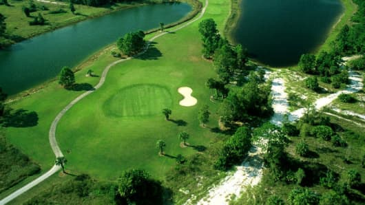 Valencia Golf and Country Club, Naples, Florida