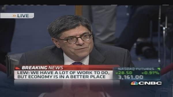 Lew: Manufactured crises unfair to Americans
